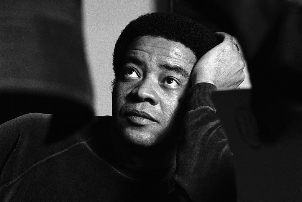 Bill Withers Portrait