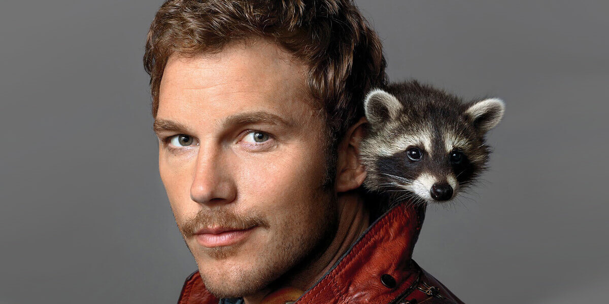 Peter Quill a.k.a Star Lord