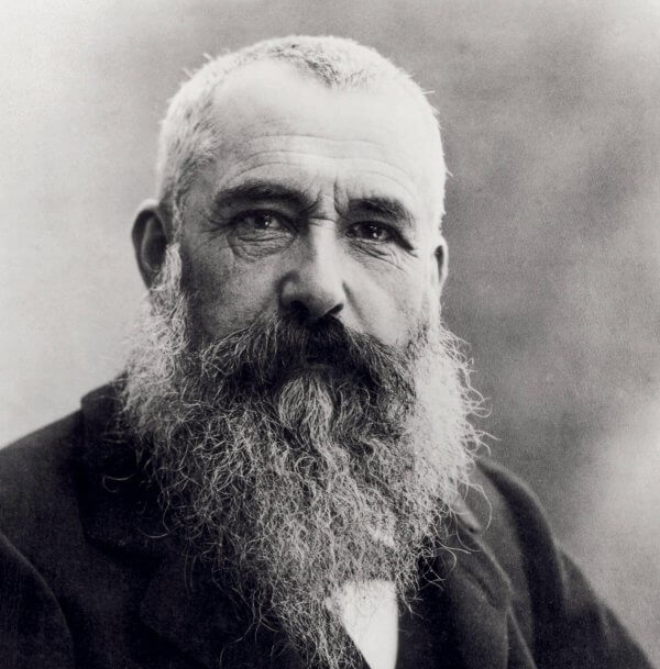 Claude monet biography father of the impressionist style for Biographie claude monet