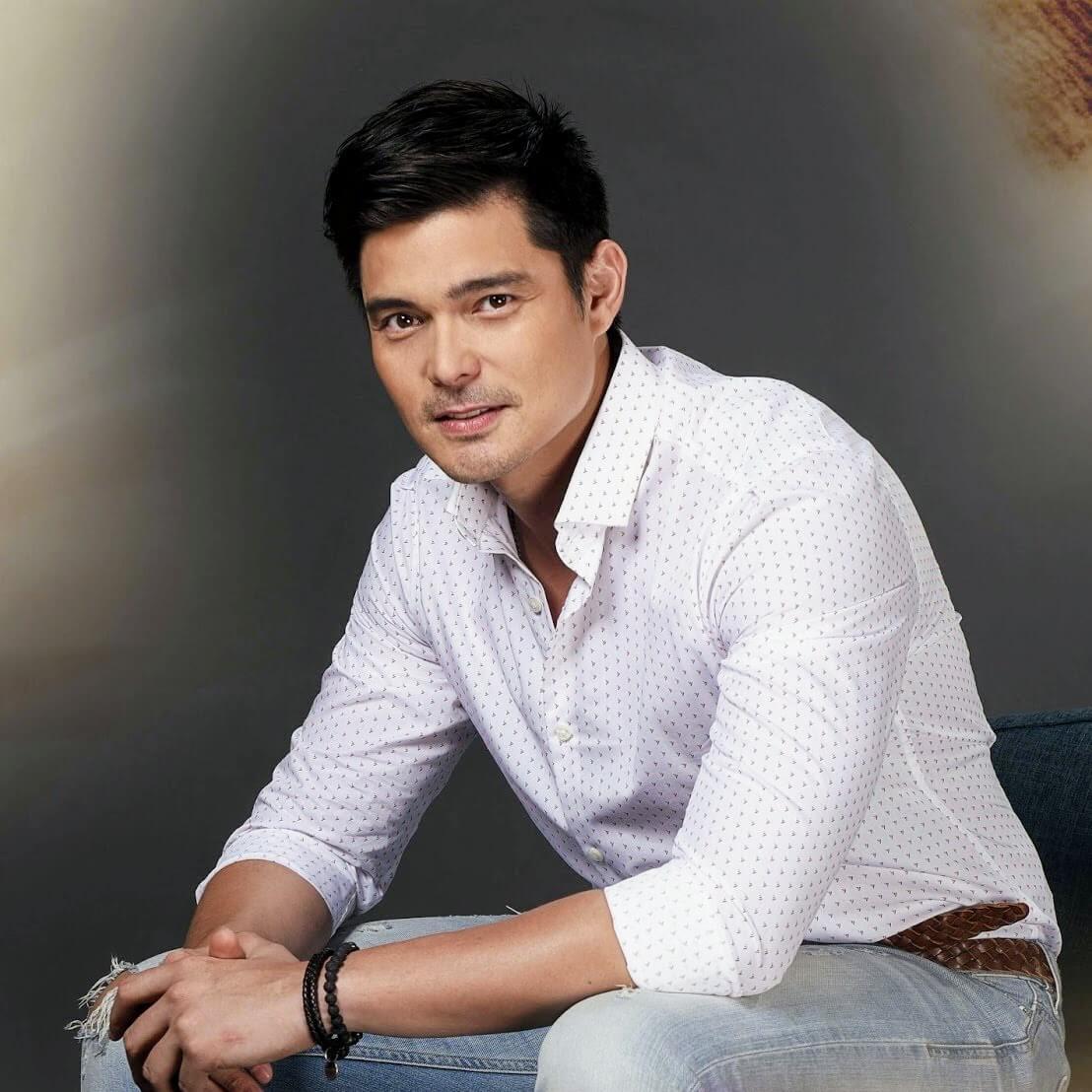 Dingdong Dantes Biography • Filipino film and television Actor