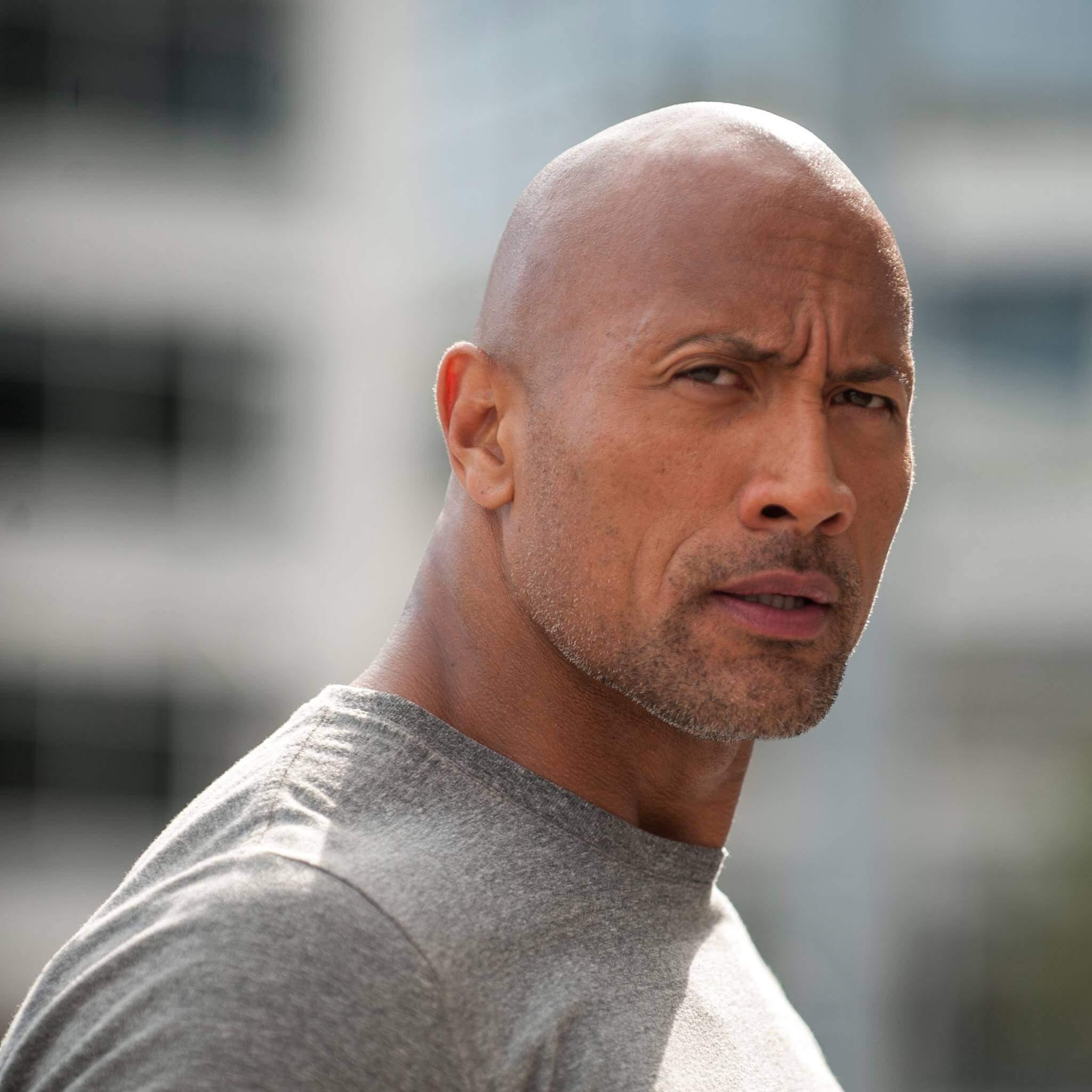 Dwayne The Rock