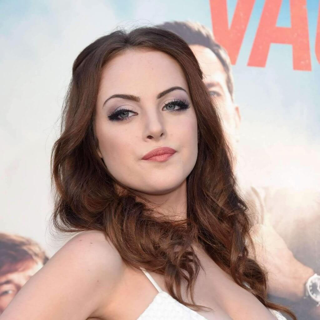 Elizabeth Gillies Latest