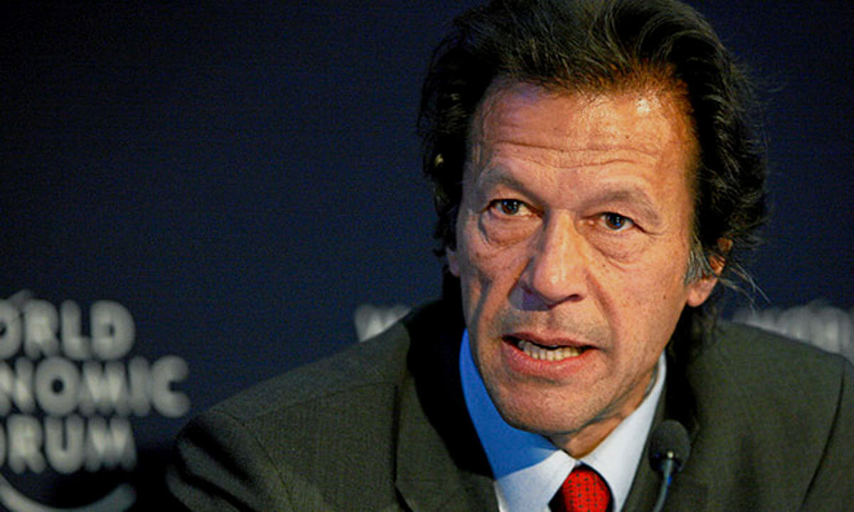 Imran Ahmad Khan Niazi