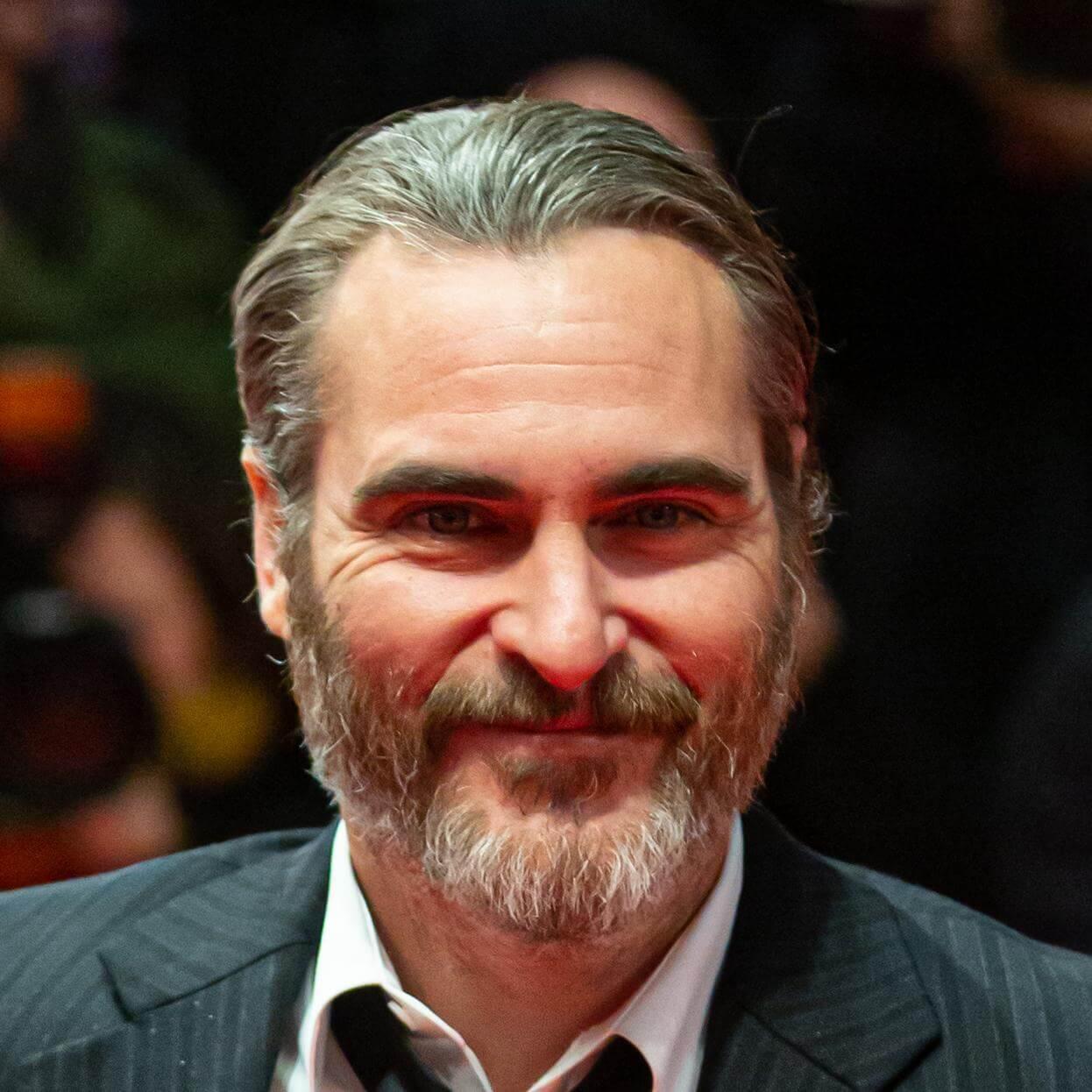 Joaquin Phoenix in 2018