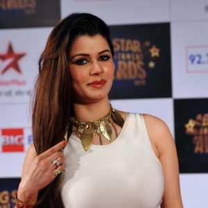 Indian Bollywood Actress Kainaat Arora