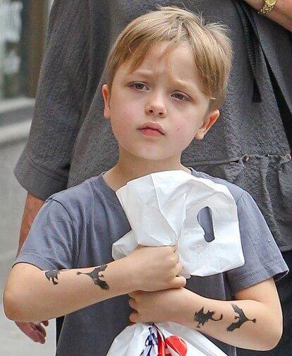 Knox Léon Jolie-Pitt