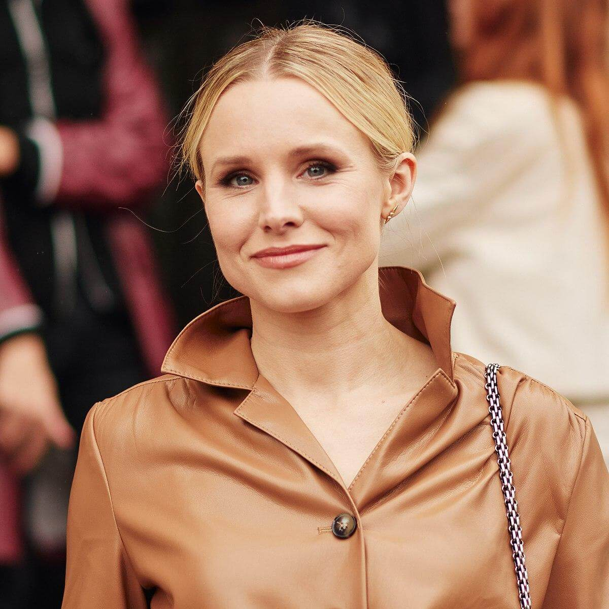 Kristen Bell Paris Fashion Week Spring Summer 2020