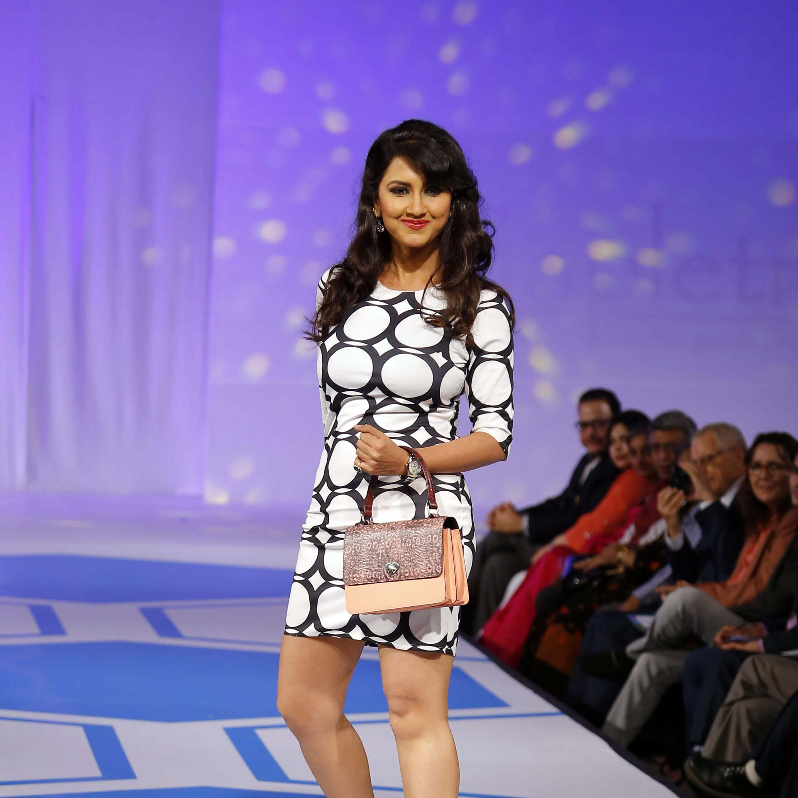 Actress Rachana Banarjee