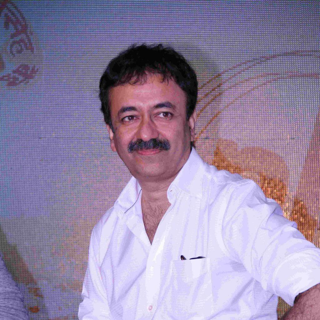 Director Rajkumar Hirani