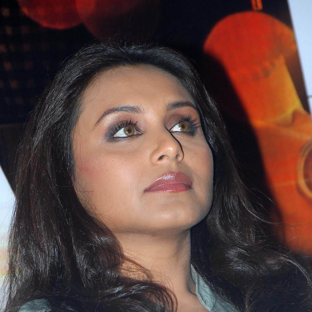 Rani Mukerji Hot Face