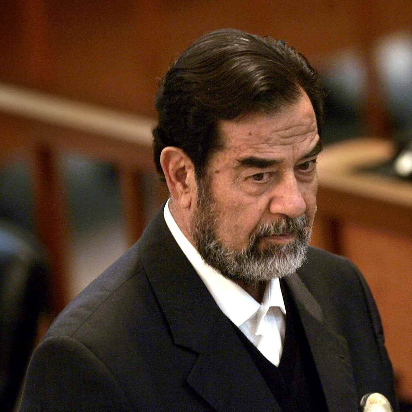 Saddam Hussein Biography: President of Iraq and the Butcher of Baghdad