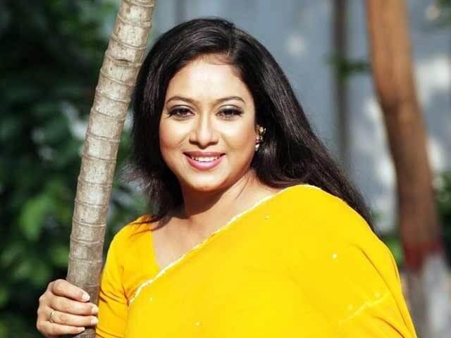 BD Actress Shabnur
