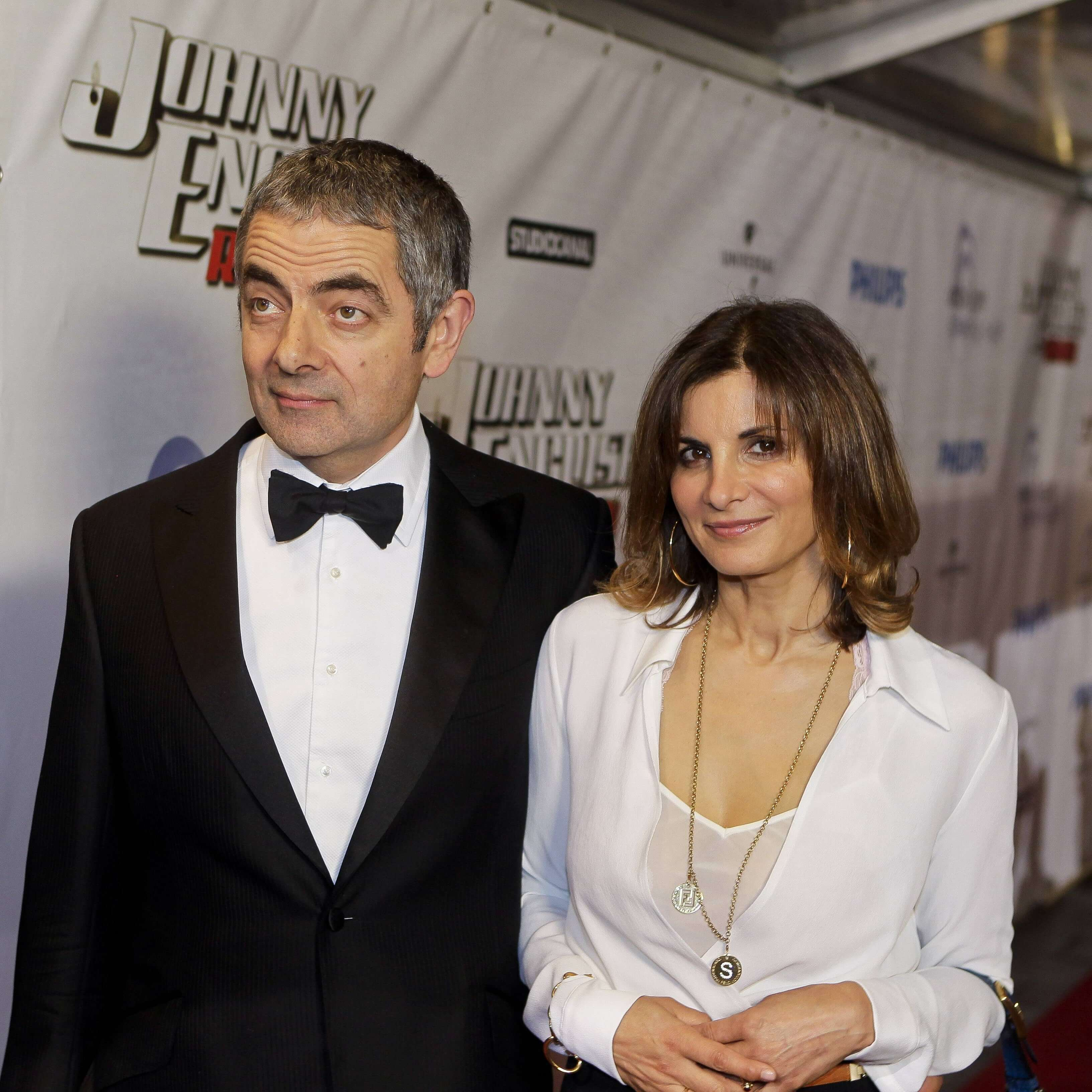 Mr. Bean and Sunetra