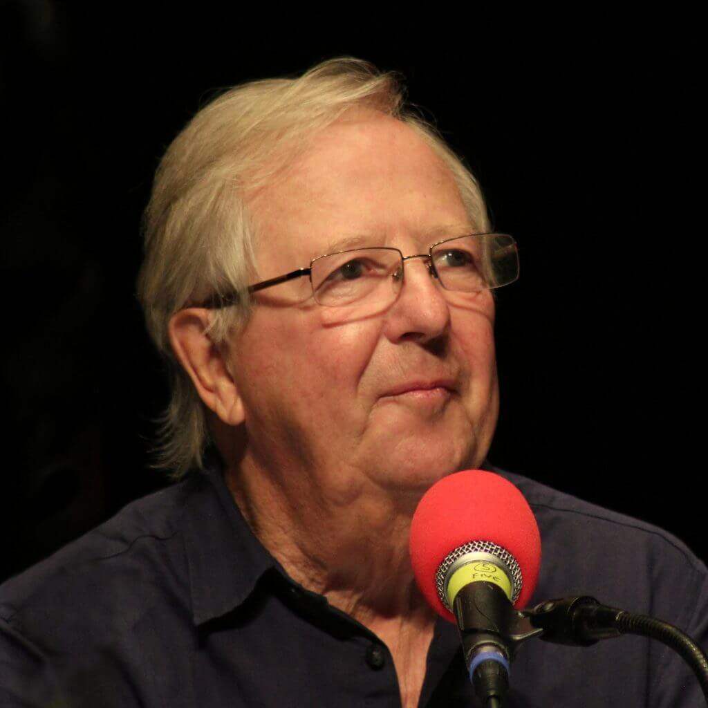 Tim Brooke-Taylor in 2014
